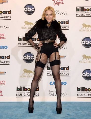 Billboard Awards 2013 Madonna Look Stile Abiti Red Carpet